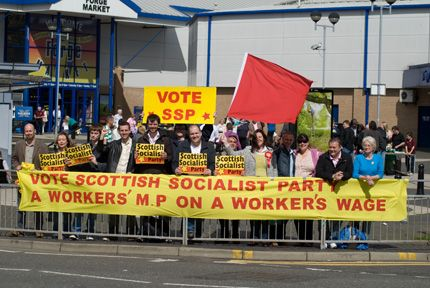 SSP - For a workers MP on a workers wage