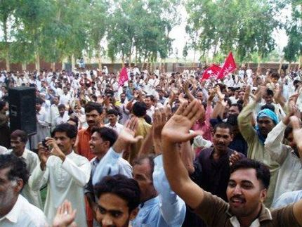 Faisalabad workers victory