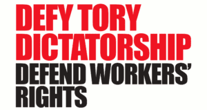 SSP poster-Defy dictatorship