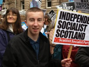 The YES Movement - 18th September Rally! @ Glasgow Green | Saltmarket | Scotland | United Kingdom